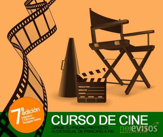 Curso de cine (especializado en dirección y producción audiovisual)
