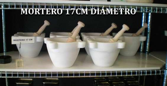 Mortero mármol blanco macael