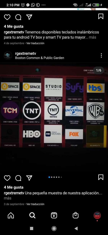 4 mil películas agregadas a la plataforma paga por todo un año