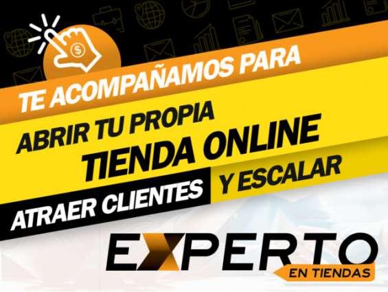 Te ayudamos a crear tu tienda online rentable